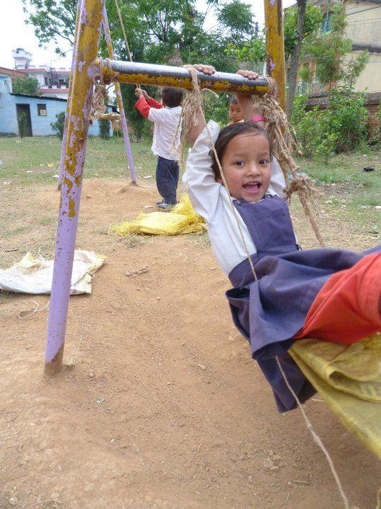 voluntarios en nepal