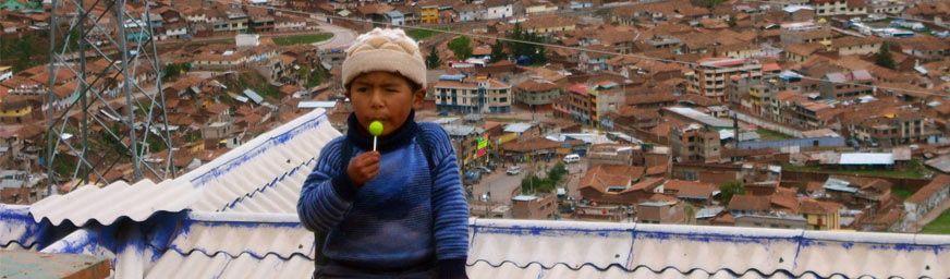 Programa de voluntariado en Perú