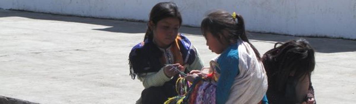 voluntarios en Oaxaca