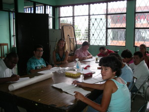 voluntariado en Costa Rica