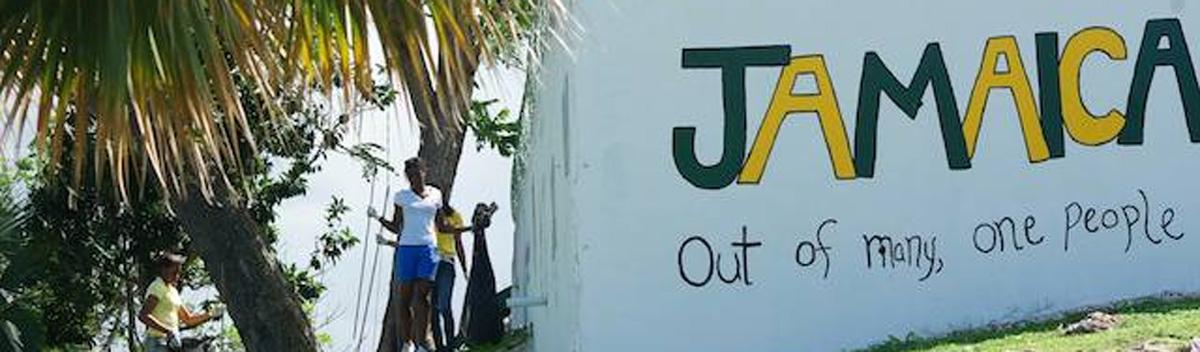 Programa de voluntariado en Jamaica