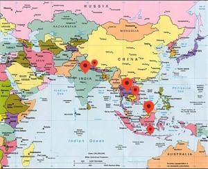 voluntarios Asia