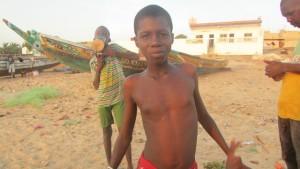 Voluntarios en Senegal