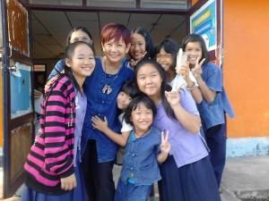 Proyecto voluntariado en Tailandia