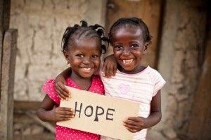 voluntario en Africa