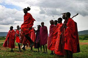 Celebración Masai