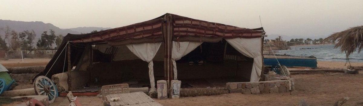 """""""Desierto, programa de voluntariado en Egipto Mar Rojo beduinos"""
