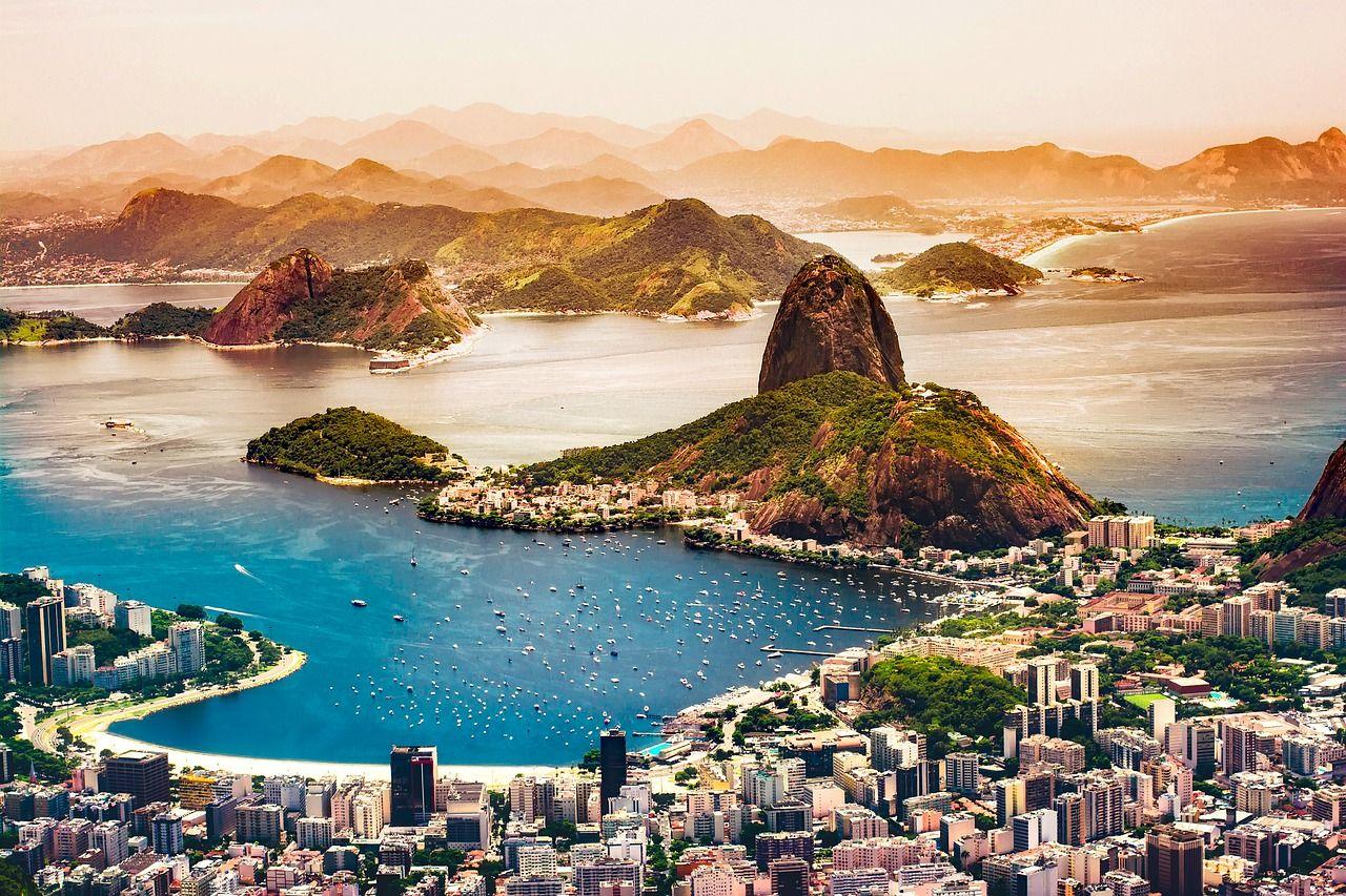 VOLUNTARIADO EN BRASIL - VOLUNTARIOS EN BRASIL- Rio de janeiro