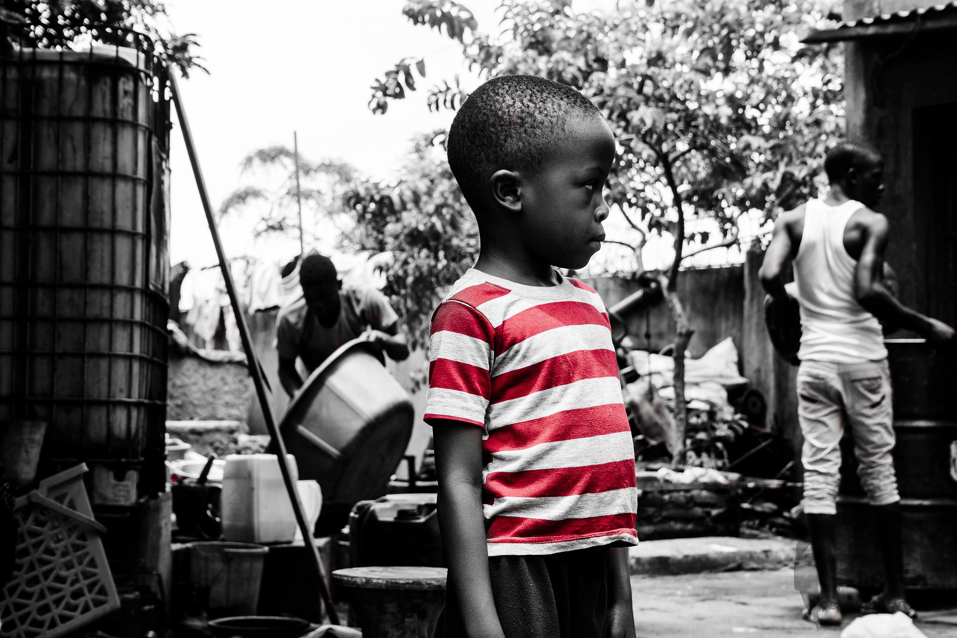 voluntariado social en africa