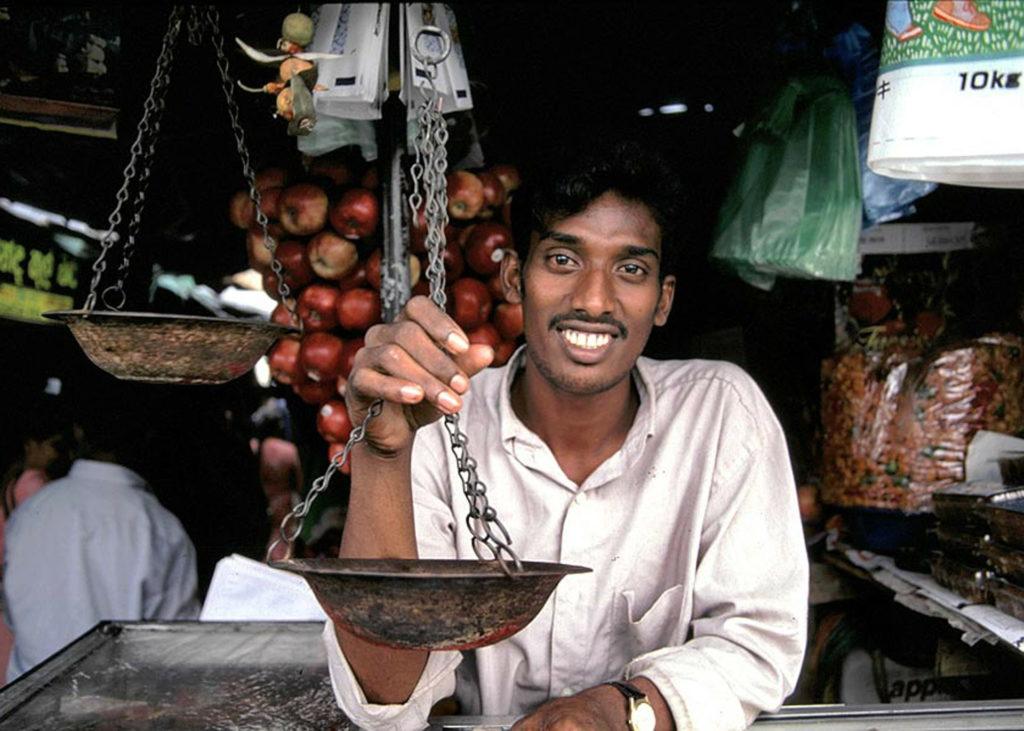 voluntariado en Sri Lanka - dependiente